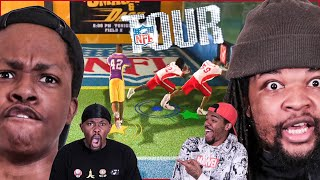 NFL Tour Redzone Rush! EMOTIONS Reach An All-Time HIGH!