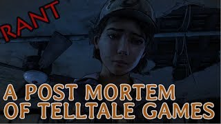 Fiery Joker Rant: A Post Mortem of Telltale Games