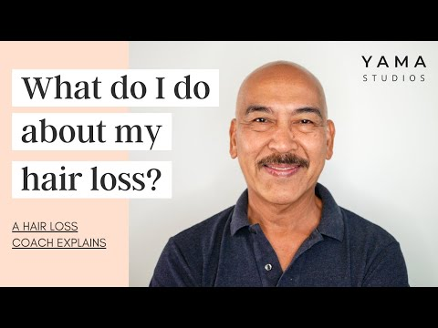 What Do I Do About My Hair Loss? A Hair Loss Coach Explains