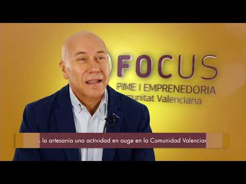 Miquel Clemades, Director del Centro de artesanía de la C.V, en #FocusPyme L'Alacantí[;;;][;;;]