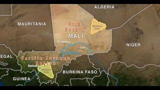 Mali - Geography