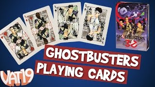 Video for Ghostbusters Cards