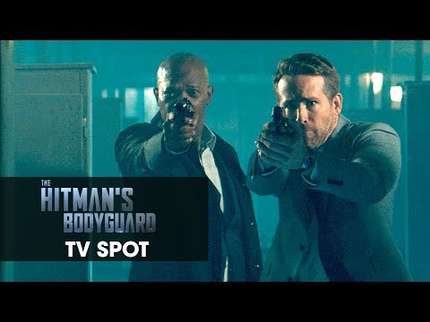 The Hitman's Bodyguard TV Spot 'Critics Rave'