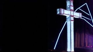 What has Jesus saved you from? || Interactive Cross Sculpture || Bethel music || Fluid 2017