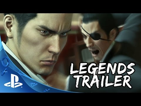 Видео № 1 из игры Yakuza 0 [PS4]