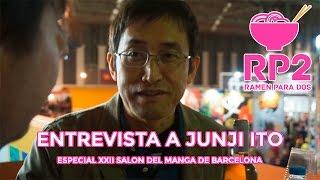 Entrevista a Junji Ito   XXII Salón del Manga de Barcelona