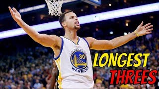 Every NBA Team's Longest Shot At The All-Star Break! (2017-2018)