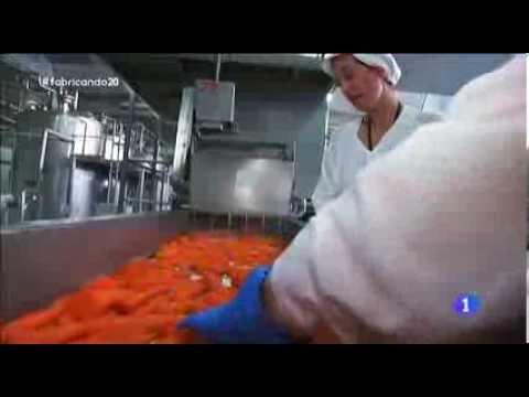 Fabricando TVE Tarritos Hero Baby de Carne