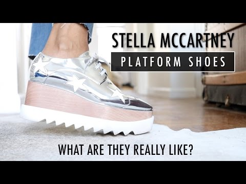 Stella McCartney Platform Shoes Review