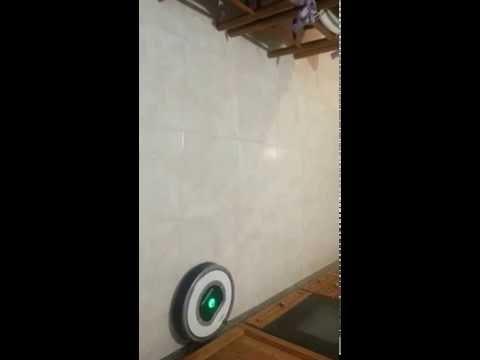 Roomba 765 español fácil útil y práctico