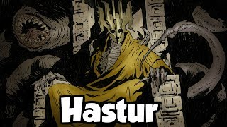 Hastur: The King in Yellow - (Exploring the Cthulhu Mythos)