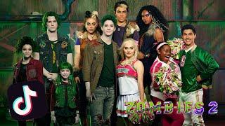 The best tik tok's from the cast of Zombies 2  Los mejores Tik Tok's del elenco de Zombies 2