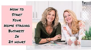 How to Start Your Home Staging Business in 3 Easy Steps