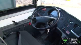 В Алматы могут появиться электрические автообусы