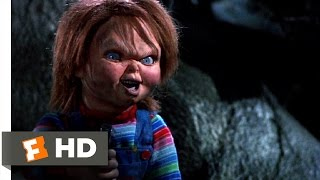 Child's Play 3 (1991) - They're Using Live Rounds! Scene (8/10) | Movieclips