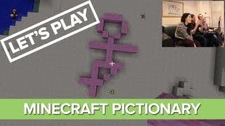 Minecraft Pictionary - Let's Play Minecraft Speed Building Challenge