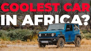 Jimny - coolest car in Africa? S02, E03