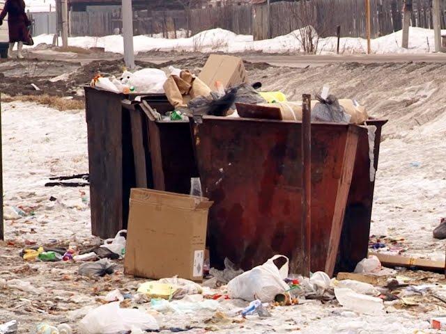 Без квартплаты мусор не вывозят