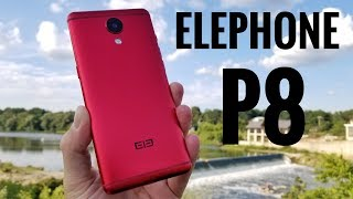 Elephone P8 Smartphone REVIEW - 21MP Rear Camera