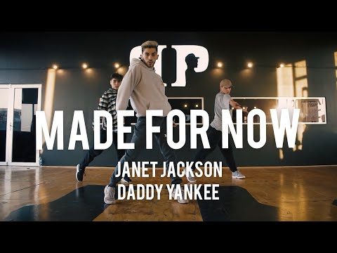 MADE FOR NOW - JANET JACKSON FT DADDY YANKEE | Choreography By Felipe Concha Mp3