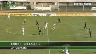 preview picture of video 'Chieti - Celano 3-0 Servizio'