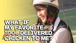 What If My Favorite Idol Delivered Chicken to Me?• ENG SUB • dingo kdrama