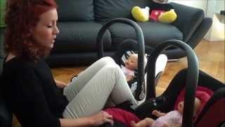 """Baby Tip - Autoschalen das Allroundtalent schlecht hin - Mein """"must have"""" bei Zwillingen"""