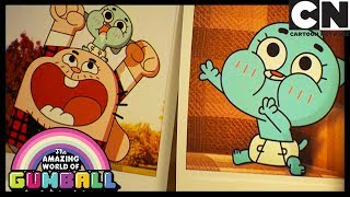 Gumball | Gumball's Too Stubborn | The Hero | Cartoon Network