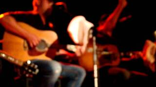 "Jeff Hyde sings ""I'm Gettin' Stoned"" - Eric Church ""Chief"" Release Party in NYC"