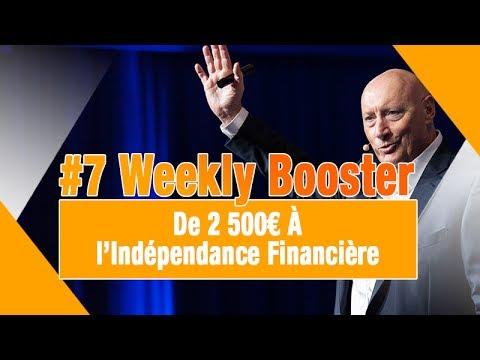 Comment Passer De 2500€ À L'Indépendance Financière ?