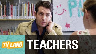 Parent-Teacher Conference | Hot Dad | Teachers on TV Land