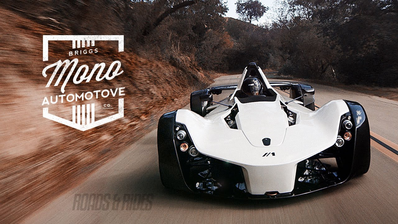You Actually Buy This Insane Formula-Style Racer To Use On The Road