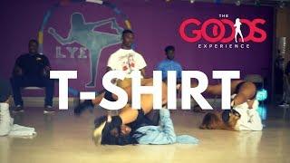 "Destiny's Child   ""T Shirt"" Choreography by Trinica Goods"