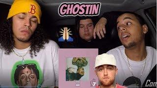 Ariana Grande - ghostin (Mac Miller Tribute) REACTION REVIEW