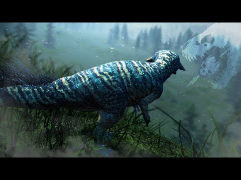 It's A Dangerous New Prehistoric World!! - The Isle Gameplay