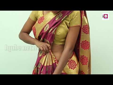 Saree Draping ¦ How To Wear Saree Like Stylish   super viral videos