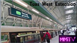 {SMRT} C151A Tuas West Extension Joo Koon - Tuas Link