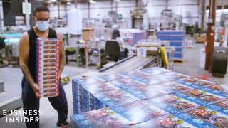 How America's Largest Puzzle Factory Makes 2 Million Puzzles A Month