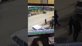 Авария в таразе