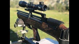 Пневматическая винтовка Hatsan Flashpup от компании CO2 - магазин оружия без разрешения - видео