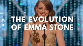 The Evolution Of <b>Emma Stone</b> Journey To Winning Her First Oscar