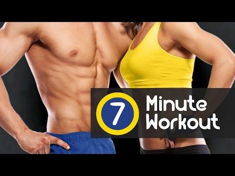 7 Minutter økt – Forbrenning