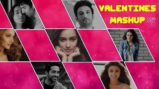 Valentines Mashup 2019 (Revised) by DJ SNKY & PAWAN | 2019 Best Romantic Songs | Love Mashup
