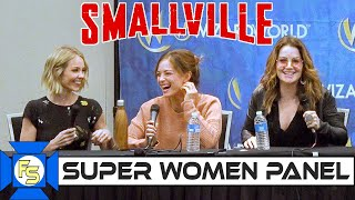 SMALLVILLE Super Women Panel – Wizard World Austin 2019