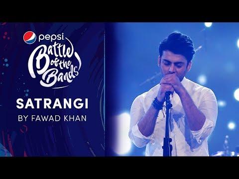 Fawad Khan   Satrangi   Episode 8   Pepsi Battle of the Bands   Season 3