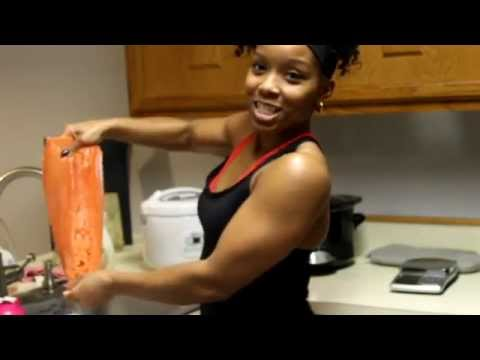 Video HOW TO COOK SALMON EASY & HEALTHY!