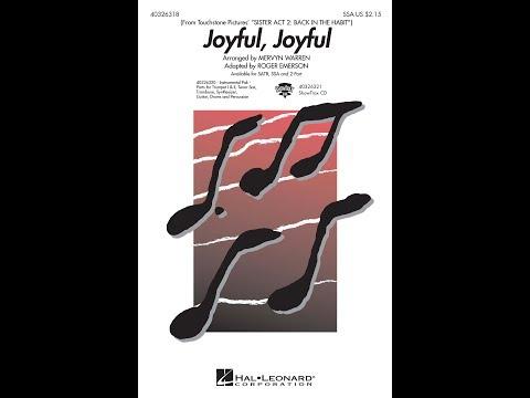 Joyful, Joyful