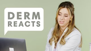 A Dermatologist Reacts To The Go To Bed With Me Comment Section | Derm Reacts With Dr. Idriss