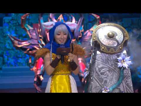 Best Cosplay Contest   TI9 Cosplay COMPETITION FINAL - THE INTERNATIONAL 2018 DOTA 2