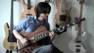 D.L.G. Fito Paez - Solo Bass Guitar